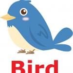 鳥のイラスト